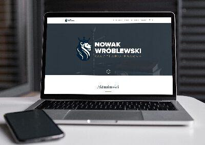 Strona WWW  kancelaria prawna 